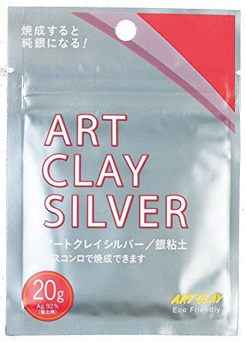 Art Clay Silver - 20 grams (Clay Fans)