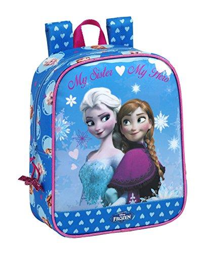 Die Eiskönigin Disney Rucksack Tasche 27x22 x10 Sporttasche frozen Olaf (85)p