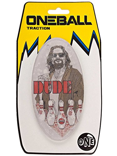 Stomp Pad oneballjay The Dude Traction by One Ball Jay