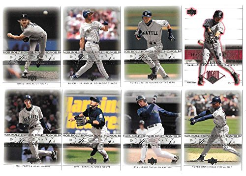 (2002 Upper Deck Honor Roll - SEATTLE MARINERS Team Set)