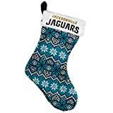 Forever Collectibles - Jacksonville Jaguars Knit Holiday Stocking - 2015