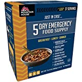 Mountain House Just In Case 5-Day Emergency Food Supply