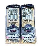 Steel Wool 2 Packs