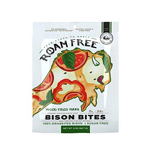 Roam Free Bison Bites (Wood Fired Pizza)