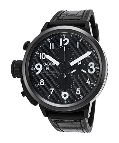 U Boat Flightdeck Chronograph Automatic Mens Watch 7118