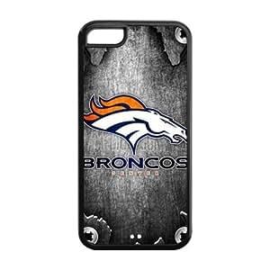 2015 CustomizedCustom Denver Broncos Cover Case for iPhone 5C IP-25610