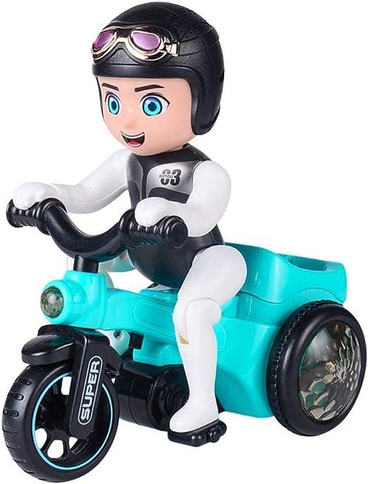 Niños Juguete Eléctrico Coche Niños Moto Niños Triciclo Scooter ...