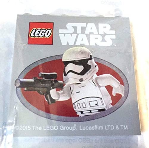 "LEGO STAR WARS FORCE AWAKENS 1ST ORDER STORMTROOPER BRICK TOYS R US /""EXCLUSIVE/"""