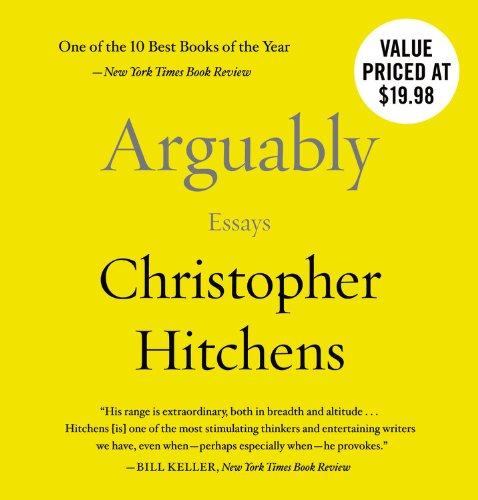 Best christopher hitchens essays