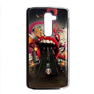 Music Loudspeaker Box Custom Protective Hard Phone Cae For LG G2