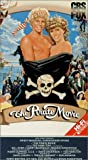 The Pirate Movie VHS Tape