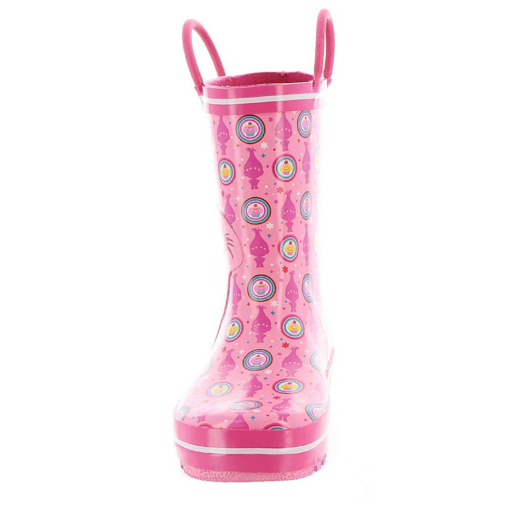 Favorite Characters Trolls Rain Boots TLF500 Toddler//Little Kid
