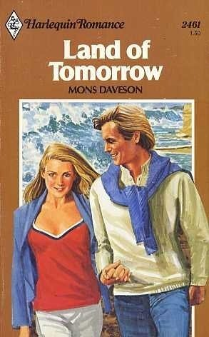 book cover of Land of Tomorrow