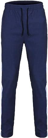 VPASS Pantalones Hombre,Chándal de Hombres Deportivos Running Pants Jogging Pantalon Fitness Gym Slim Fit Pantalones Largos Pantalones Ropa de Hombre Skinny Pantalones