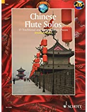Chinese Flute Solos: 15 Traditional and Contemporary Pieces With a CD of Performances