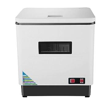 Lavavajillas compacto y automático para encimera, 12 L, portátil ...