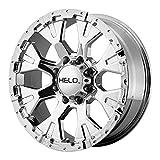 Helo HE878 Triple Chrome Plated Wheel (16x9''/8x165.1mm, -12mm offset)