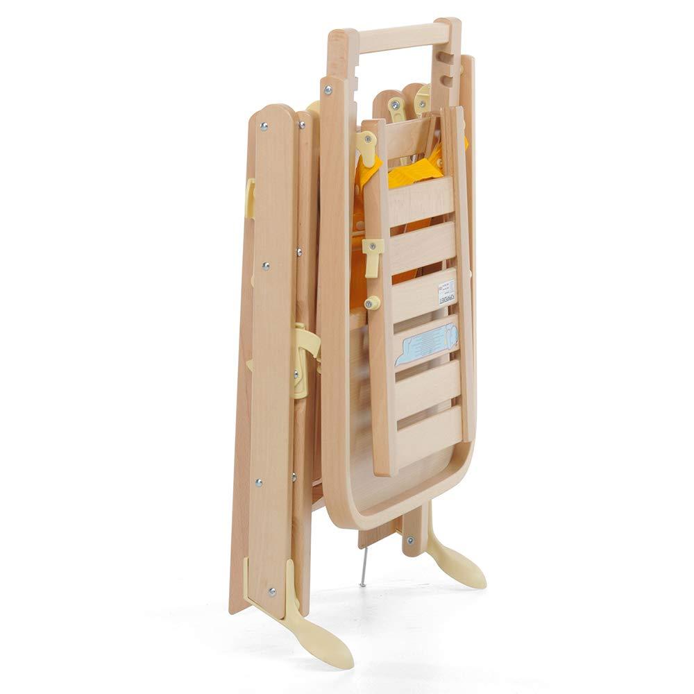 1 unidad modelos surtidos Trona Foppapedretti 9900020003 Il Sediolone madera natural