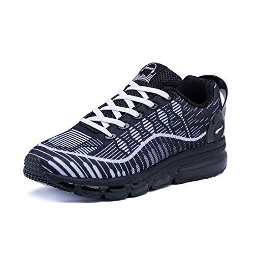 Forma Tennis Sneakers da ONEMIX Basse Uomo Ginnastica Palestra Scarpe Outdoor Noir Sportive Fisica xPxzY4aw