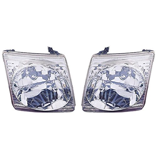 Explorer Sport Trac Headlamp Headlight - 9