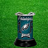 : PHILADELPHIA EAGLES TART WARMER - FRAGRANCE LAMP - BY TAGZ SPORTS