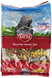 Kaytee Fiesta Max Bird Food for Parrots, 4-1/2-Pound