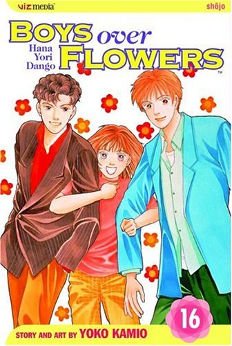 Boys Over Flowers, Vol. 16 -