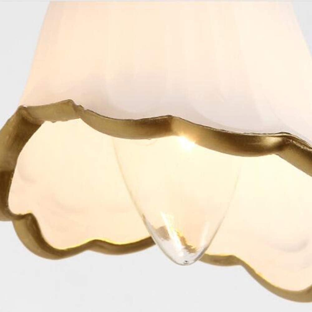 SXFYWYM Bagno Specchio Luce LED retr/ò in Ferro battuto Stile Minimalista per Hotel corridoio Vanity Lampada da Parete Illuminazione,A,16cm