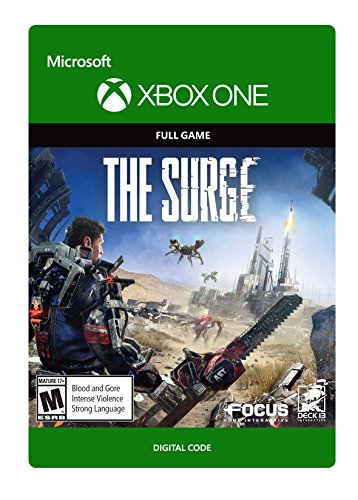 The Surge - Xbox One [Digital Code] by Focus Home Interactive