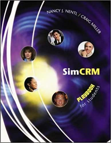 Book SimCRM: Student CD and Manual