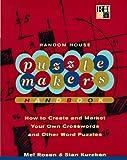 R. H. Puzzlemaker's Handbook, Stan Kurzban and Mel Rosen, 0812925440