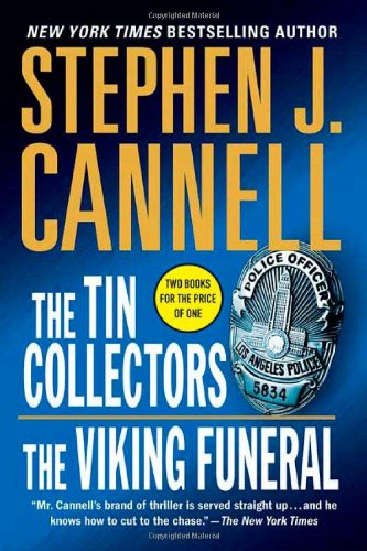 The Tin Collectors; The Viking Funeral (Two Books for the Price of One: Shane Scully - Viking A Funeral