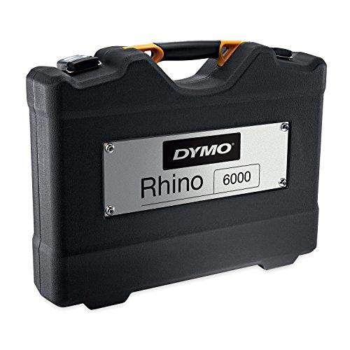 DYMO Rhino Industrial 6000 Hard Carrying Case, 1738638 (Sanford Rhino)