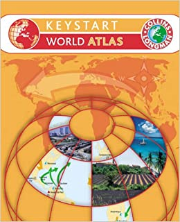 Keystart World Atlas (COLLINS - LONGMAN ATLASES)