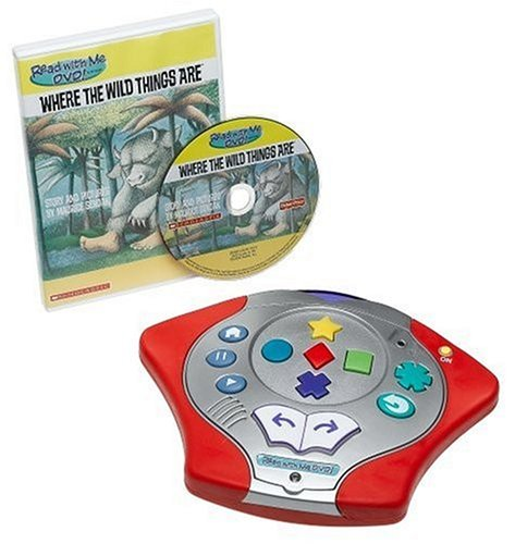 Fisher Price Read With Me System - Where The Wild Things Are