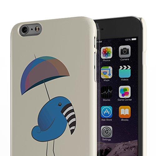 Koveru Back Cover Case for Apple iPhone 6 Plus - Black Drop Design