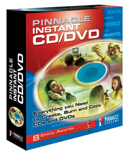 Pinnacle Systems Instant CD DVD