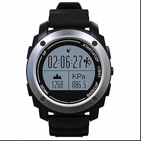 OLED Smart Reloj de pulsera bluetooth Fitness Tracker – Podómetro inteligente reloj deportivo, dormir supervisión