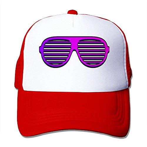 Texhood Fashion Sunglasses Fashion Snapback One Size Red