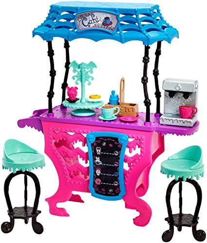 Monster High Fright Roast Coffee Playset -