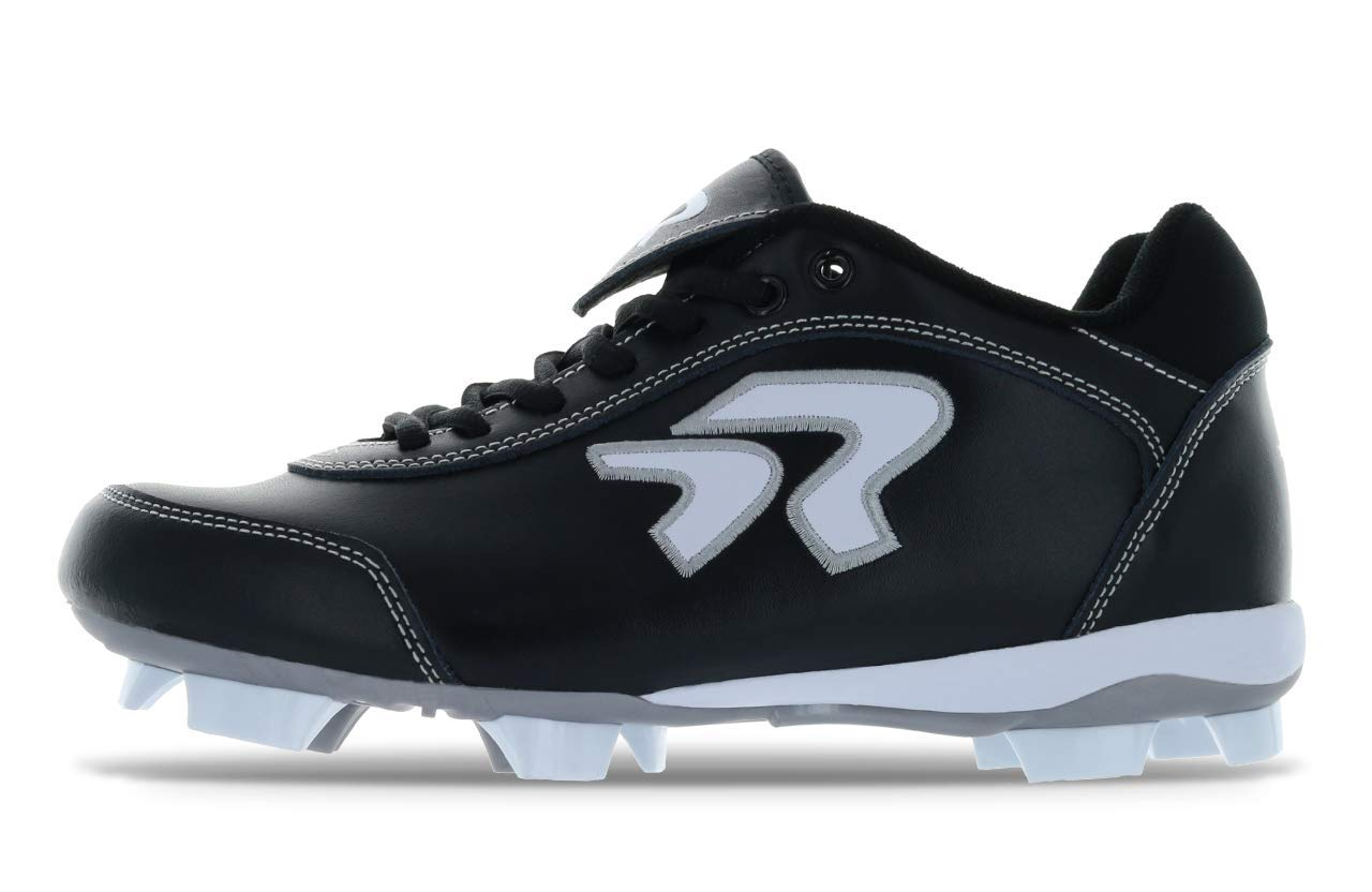 Dynasty Cleat Black-White 12.0 by Ringor