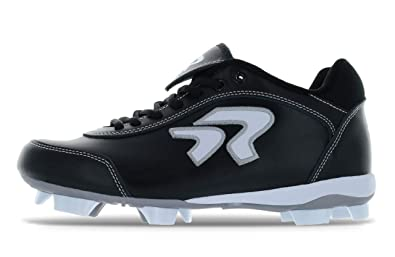 31134c34f Dynasty Cleats Black White 5.5