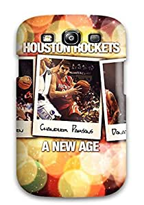 Andrew Cardin's Shop Best houston rockets basketball nba (46) NBA Sports & Colleges colorful Samsung Galaxy S3 cases
