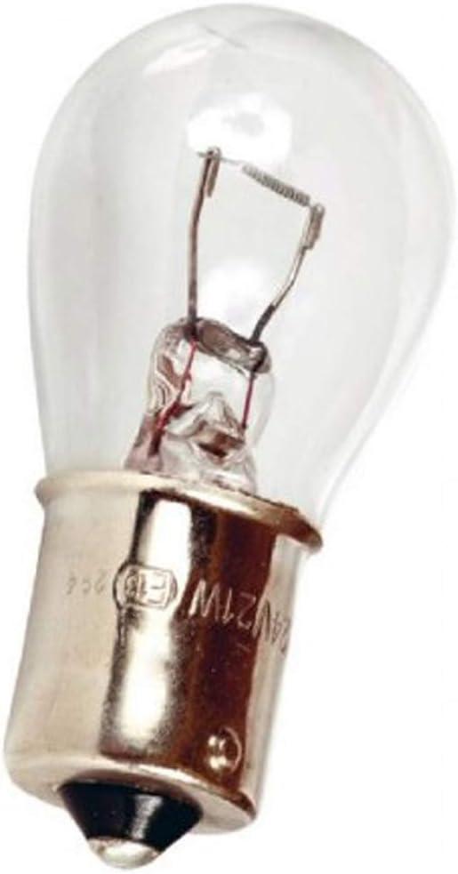 Lámpara Bombilla 1 Polo/Filamento 24v 21w (20 Unidades)