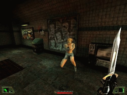 Soldier of Fortune (Linux) by Loki Entertainment Software (Image #3)