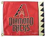 MLB Arizona Diamondbacks Boat and Golf Cart Flag