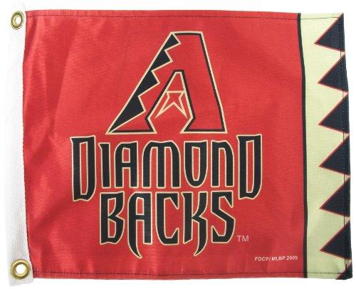 - MLB Arizona Diamondbacks Boat and Golf Cart Flag