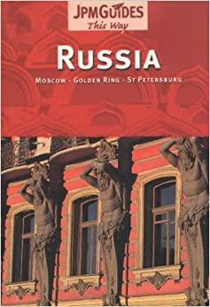 Book Russia: Moscow, Golden Ring, St.Petersburg (This Way)