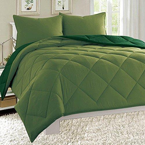 Dayton Down Alternative Reversible 3-Piece Comforter Set Qui