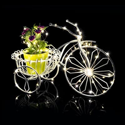Solla String Lights LED Copper Wire Lights Battery Operated